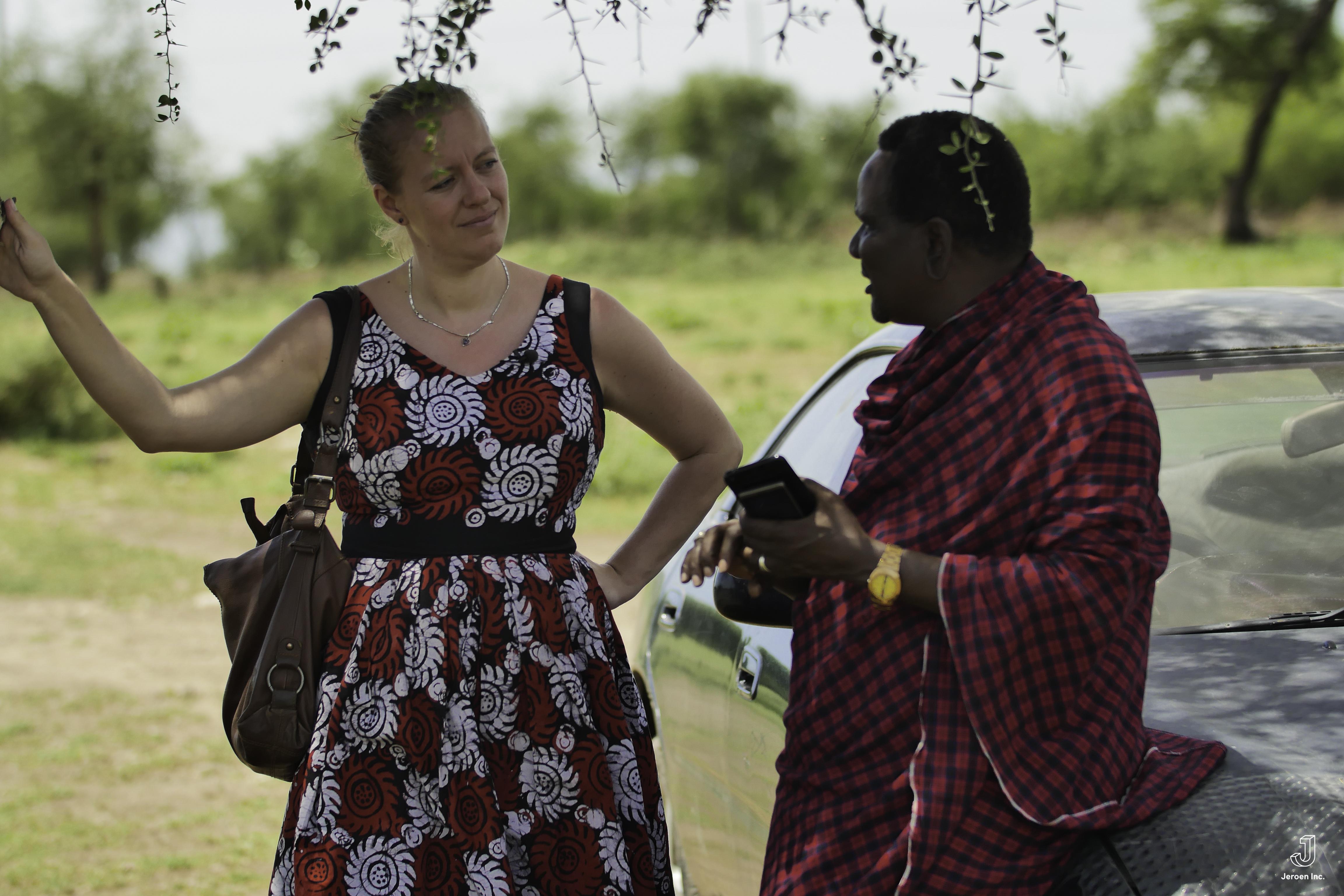 ONDOILO: voice of Maasai