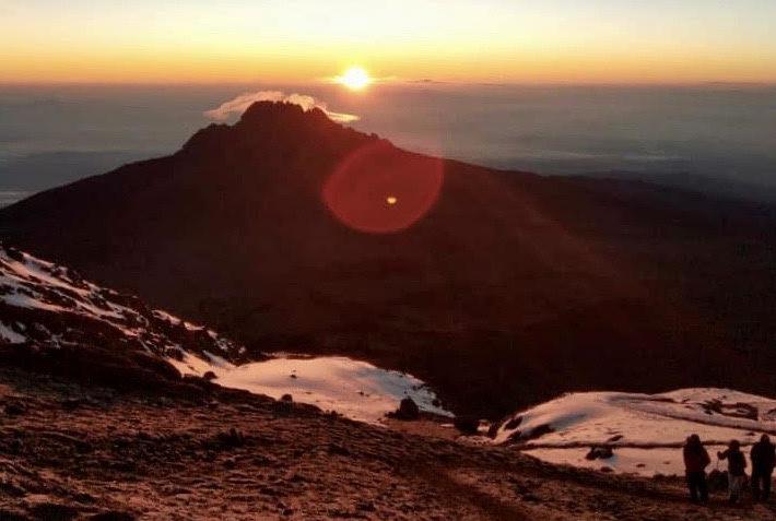 The psychology of the Kilimanjaro